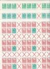 DDR Markenheftchenbogen 7 - 9 ** Fünfjahrplan 1960 einwandfrei