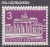 Berlin 1963 Mi. Nr. 231 ** Brandenburger Tor
