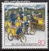 Bund Mi. Nr. 1337 ** Tag d. Briefmarke 1987