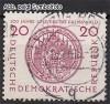 DDR Mi. Nr. 543 o Uni Greifswald