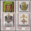 DDR Mi. Nr. 3306 - 3309 **
