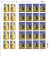Zypern 2 KB CEPT 1997 ** Sagen und Legenden ( KB 66 )
