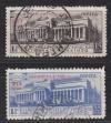 Sowjetunion Mi. Nr. 427 - 428 o  Briefmarkenausstellung 1933