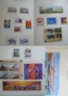 Sammlung UNO Genf 1969 - 2005 ** im LT Album unter Folien ( A 113 )