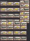DDR Zusammendr. v. Mi. 2299 - 02  Posttransport 1978 kompl. 16 Zdr. o