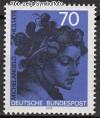Bund Mi. Nr. 833 ** Michelangelo