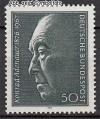 Bund Mi. Nr. 876 ** Konrad Adenauer