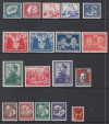 DDR Luxusjahrgang 1951 ** komplett