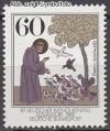 Bund Mi. Nr. 1149 ** Franz von Assisi