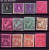 SBZ Mi. Nr. 8 - 19 ** Freimarken: 1. Ausgabe