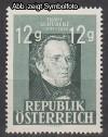 �sterreich Mi. Nr. 801 Franz Schubert **