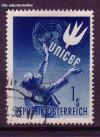 Österreich Mi. Nr. 933 UNICEF 1949 o