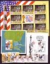 Fußball WM 1994 Lot ** Ausgaben ( S 442 )