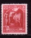 Liechtenstein Mi. Nr. 97 B ** Schlo�hof Vaduz