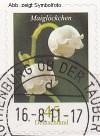 Bund Mi. Nr. 2851 sk Blumen Maiklöckchen o