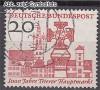 Bund Mi. Nr. 290 o 1000 Jahre Trier Hauptmarkt