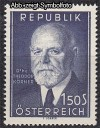 Österreich Mi. Nr. 982 Körner 1953 **