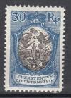 Liechtenstein Mi. Nr. 64 **  Kirche in Bendern