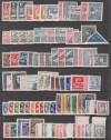 Tschechoslowakei schönes Lot ** Ausgaben 1945 - 1947 **  ( S 2079 )