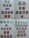 Sammlung Bund 1949 - 1980 ** komplett ohne Posthorn  ( A 105 )