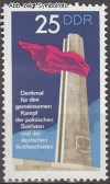 DDR Mi. Nr. 1798 ** Denkmal