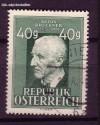 Österreich Mi. Nr. 941 Anton Bruckner 1949 o
