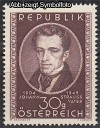 Österreich Mi. Nr. 942 Vater Johann Strauß 1949 **