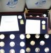 Sammlung Bundespr�sidenten und Bundeskanzler in 999 iger Silber