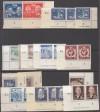 DDR Lot ** Ausgaben mit Druckvermerk u. Druckereizeichen ( S 1964 )