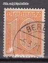 DR Dienstmarken B Mi. Nr. 65 o gepr�ft