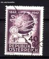 Österreich Mi. Nr. 837 Telegraphie 100 Jahre o