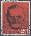 Berlin 1961 Mi. Nr. 197 o Hans B�ckler