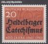 Bund Mi. Nr. 396 ** Heidelberger Katechismus