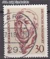 Bund Mi. Nr. 611 o Ernst Moritz Arndt