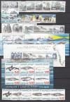Gr�nland Lot postfrisch kompletter Ausgaben ( S 1834 )