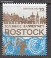 Bund Mi. Nr. 3395 Rostock 800 Jahre **