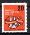 DDR Mi. Nr. 595 ** Weltgewerkschaftskongre�