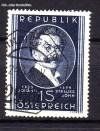 Österreich Mi. Nr. 934 Johann Strauß 1949 o