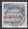 Bund Mi. Nr. 2989 August Hermann Francke o
