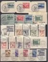 DR Super g�nstiges Lot Briefst�cke mit kompletten Ausgaben III. Reich