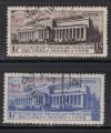 Sowjetunion Mi. Nr. 427 � 428 o Briefmarkenausstellung 1933