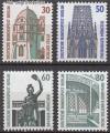 Berlin 1987 Mi. Nr. 793 - 796 A ** Seh.w�rdigkeiten