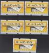 Bund ATM Satz Briefkasten Mi. 5.1  VS 9 **