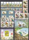 Vogelmotive Superlot ** Ausgaben Ozeanien  ( S 1822 )